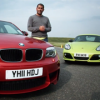 BMW 1-serie M vs Cayman R